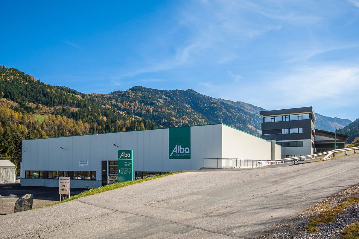 Projekte GERHARDTER BAU - ALBA tooling & engineering