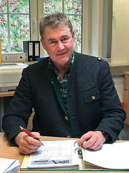 Albert Gerhardter - Team des Gerhardter Baus, Bauunternehmen in Schladming