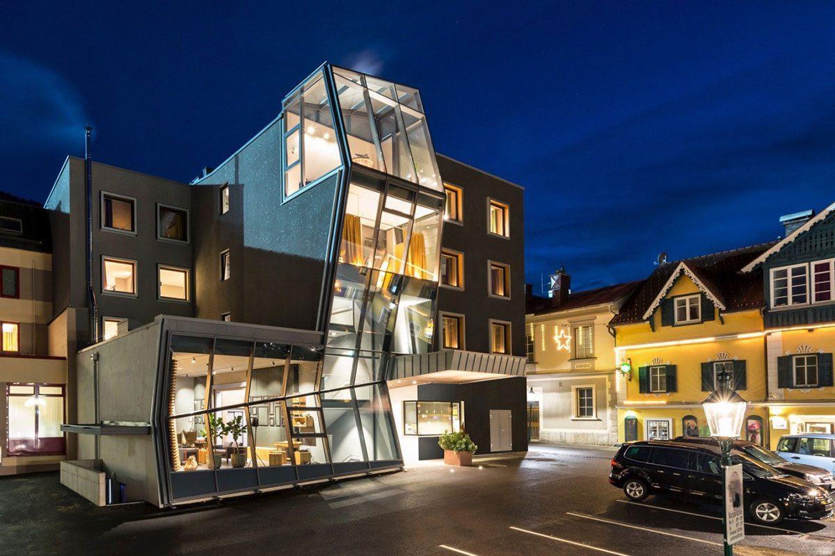 Projekte GERHARDTER BAU - Gasthaus Brunner